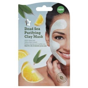Dead sea purifying clay mask