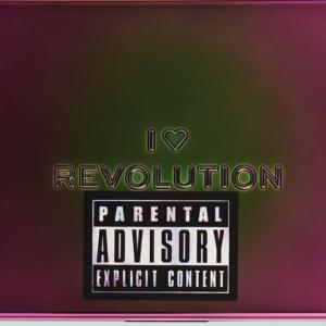 I Heart Revolution Parental Advisory Pandemonium Eyeshadow Palette