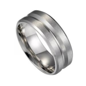Men Black Ring
